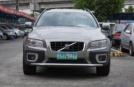 Brown Volvo Xc70 2008 SUV / MPV for sale in Parañaque