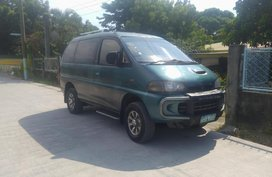 Green Mitsubishi Spacegear 1990 for sale in Manila