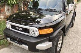 Black Toyota Fj Cruiser for sale in Villasol