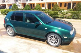2000 Volkswagen Golf in a deep discount