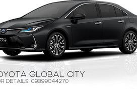 LOW DP LOW MONTHLY? TOYOTA COROLLA ALTIS 2020 1.6G AT