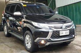 2019 Mitsubishi Montero Sport GLS Automatic