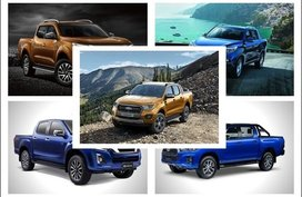 Which pickup trucks in the Philippines have the best payload capacity?