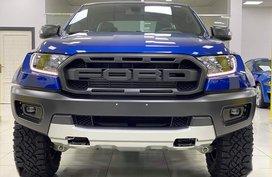 Selling Blue Ford Ranger Raptor 2020 in Quezon City