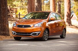 Mitsubishi Mirage Hatchback Zero DownPayment (Limited Offer) All In Promo No Hidden Charge