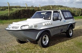 Ran out of modified Suzuki Jimny ideas? How about turning it into a boat