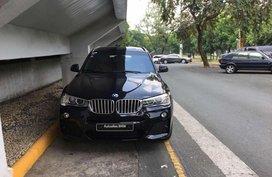 Black Bmw X3 2015 for sale in Makati