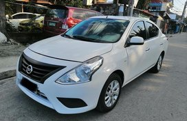 Sell White 2014 Nissan Almera in Quezon City