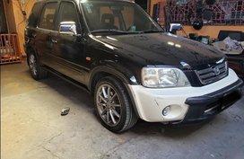 Black Honda Cr-V 2006 for sale in Quezon City