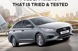Sell Grey 2020 Hyundai Accent in Pasay City