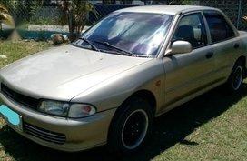 Silver Mitsubishi Lancer 2004 for sale in Rizal