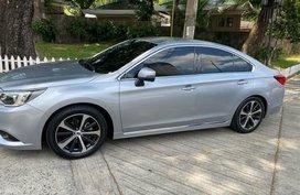 Selling Grey Subaru Legacy 2017 in Manila
