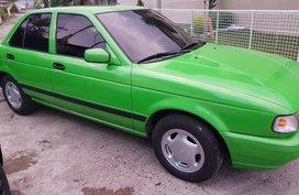 Selling Green Nissan Sentra 1993 in Manila