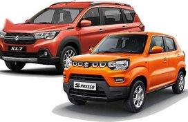 Sell 2020 Suzuki Xl7 in Binan