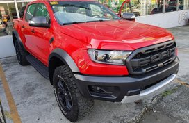 Red Ford Ranger Raptor 2020 for sale in Manila