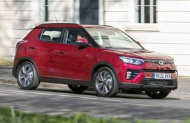 2020 SsangYong Tivoli gets new turbo gasoline, upgraded diesel engines