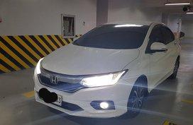 White Honda City 2018 for sale in Manila