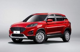 Will the next-generation Ford EcoSport look like this?