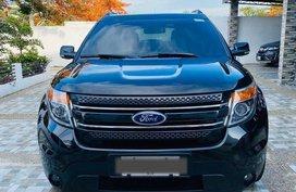 Black Ford Explorer 2015 for sale in Manila
