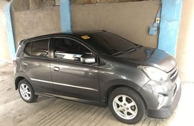Selling Grey Toyota Wigo 2015 in Jolibee Sm Bacoor