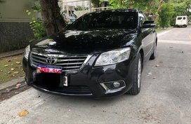 Selling Black Toyota Camry 2011 in Manila