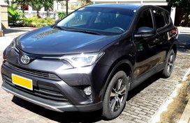 2017-2018 Toyota Rav 4