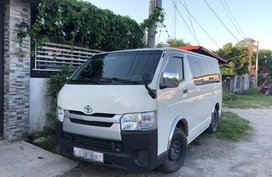2017 Toyota Hiace Commuter 3.0MT Low mileage