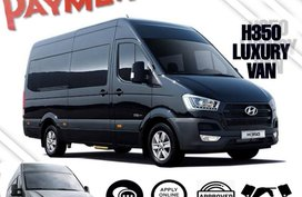 2020 Hyundai H350 LUXURY VAN