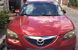 Selling Red Mazda 3 2009 in Angono