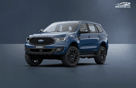 2020 Ford Everest Sport debuts for those sick of chrome, priced at P1.8M