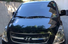 Black Hyundai Starex 2010 for sale in Manila