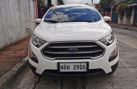 White Ford Ecosport 2019 for sale in Marikina City