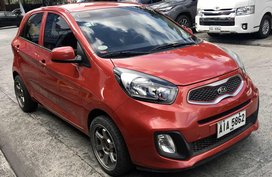2015 Kia Picanto EX 1.2 AT