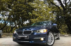 BMW 320d 2016 Diesel Available in Pasig Metro Manila