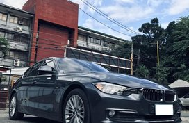 BMW 320d 2013 Grey Diesel Available Now Pasig Metro Manila