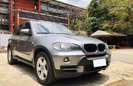 BMW X5 2008 Diesel AWD Grey Available in Pasig Metro Manila