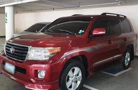 Used 2013 Toyota Land Cruiser GXR Dubai