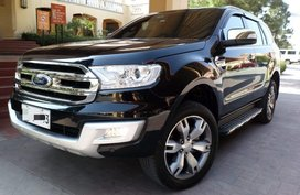 Sell Black 2019 Ford Everest in Quezon City
