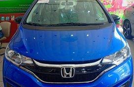 Blue Honda Jazz 2020 for sale in Quezon City