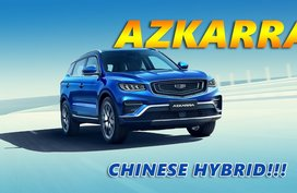 2020 Geely Azkarra: Can the Chinese marque keep its momentum with a mild hybrid crossover?
