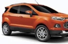 Selling Orange Ford Ecosport 2018 in Quezon
