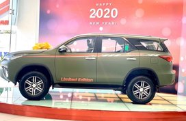 There's an official army green Toyota Fortuner in Vietnam and we want it