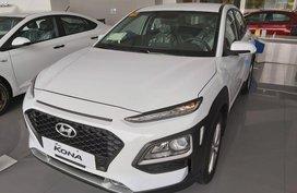 White Hyundai KONA 2020 for sale in Marikina City