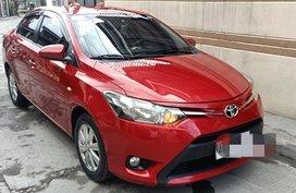 2014 Toyota vios 1.3e