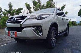 2018 Toyota Fortuner 2.4V Diesel AT (Top of the Line)