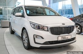 2020 Kia Grand Carnival 2.0L CRDi with E-VGT