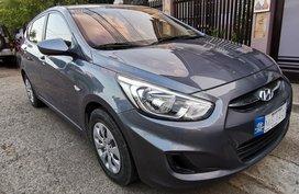 Sell Grey 2017 Hyundai Accent in Manila
