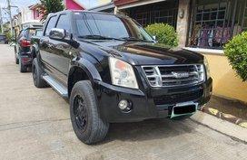 Black Isuzu D-Max 2009 for sale in Manila