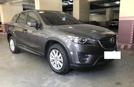 Sell Grey 2016 Mazda Cx-5 in Makati City