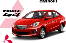 Selling Mitsubishi Mirage g4 2020 in Mandaluyong City